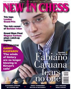 New In Chess 2012/8: The World's Premier Chess Magazine