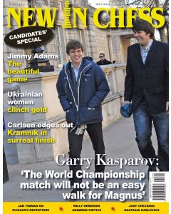 New In Chess 2013/3: The World's Premier Chess Magazine