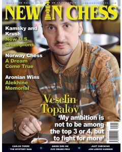 New In Chess 2013/4: The World's Premier Chess Magazine