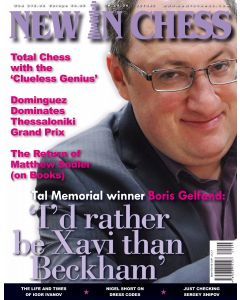 New In Chess 2013/5: The World's Premier Chess Magazine