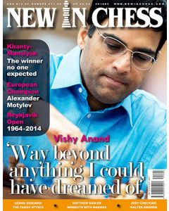 New In Chess 2014/3: The World's Premier Chess Magazine