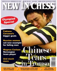 New In Chess 2014/6: The World's Premier Chess Magazine