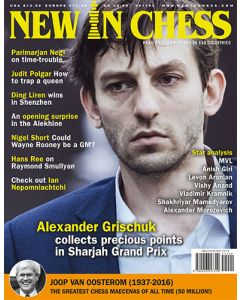 New In Chess 2017/3: The Club Player's Magazine