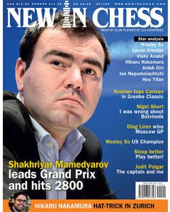 New In Chess 2017/4: The Club Player's Magazine