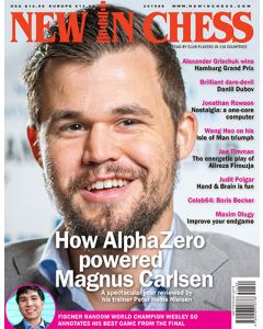 New In Chess 2019/8: The Club Player's Magazine