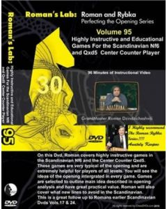 Roman's Lab: Volume 95: Scandinavian Nf6 and Qxd5