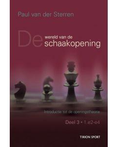 De wereld van de schaakopening - Deel 3: 1.e2-e4: Introductie tot de openingstheorie