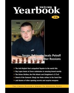 Yearbook 78 hardcover: Sergey Rublevsky beats Petroff and all the other Russians