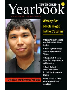 Yearbook 124 hardcover: Chess Opening News
