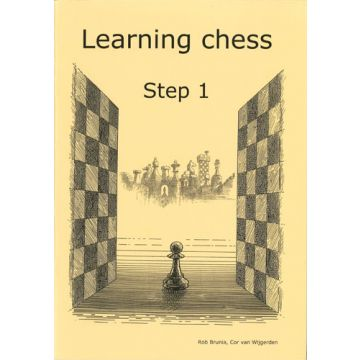 Learning Chess Workbook Step 1