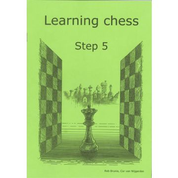 Learning Chess Workbook Step 5