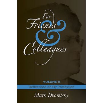 For Friends & Colleagues Vol. II