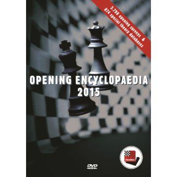 Update Opening Encyclopaedia 2015 from 2014
