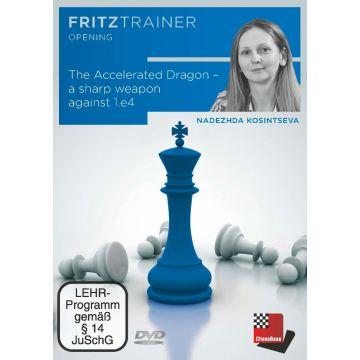 Nadezhda Kosintseva: The Accelerated Dragon-  A Sharp Weapon against 1.e4