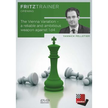 Yannick Pelletier: The Vienna Variation — a reliable and ambitious weapon against 1.d4