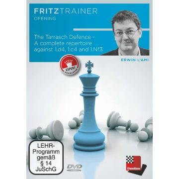 Erwin l'Ami: The Tarrasch Defence - A complete repertoire against 1.d4, 1.c4 and 1.Nf3