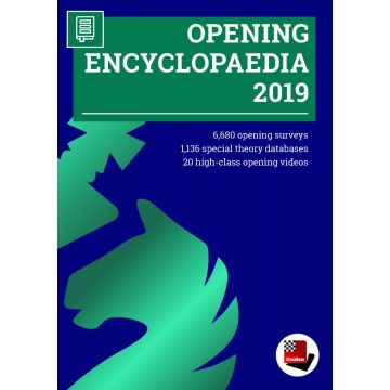 Update Opening Encyclopaedia 2019 from 2018
