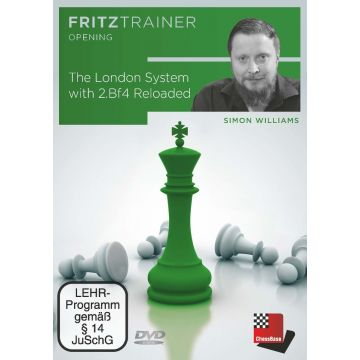 Simon Williams: The London System with 2.Bf4 Reloaded