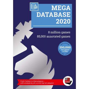 Upgrade Mega Database 2020 from Mega 2019