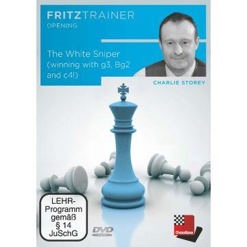 Charlie Storey: The White Sniper (winning with g3, Bg2 and c4!)