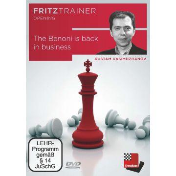 Rustam Kasimdzhanov: The Benoni is back in business