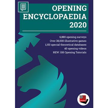 Update Opening Encyclopaedia 2020 from 2019