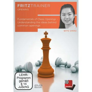 Qiyu Zhou:  Fundamentals of Chess Openings - Understanding the ideas behind common openings