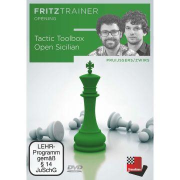 Pruijssers/Zwirs: Tactic Toolbox Open Sicilian