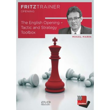 Mihail Marin: The English Opening – Tactic and Strategy Toolbox