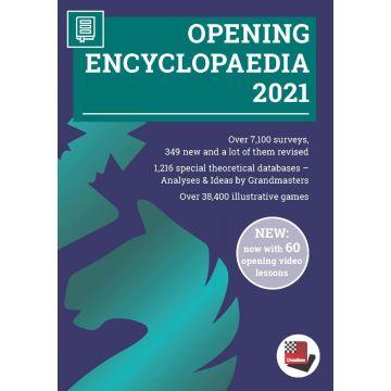 Update Opening Encyclopaedia 2021 from 2020