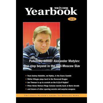 Yearbook 92 hardcover
