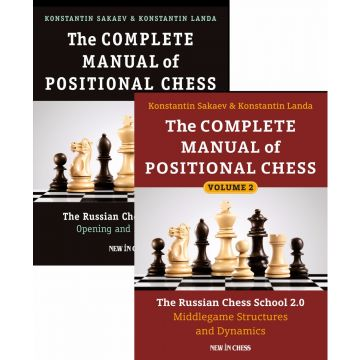 The Complete Manual of Positional Chess Vol 1&2