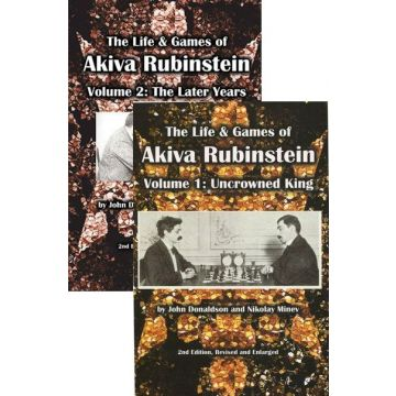 The Life & Games of Akiva Rubinstein Combined