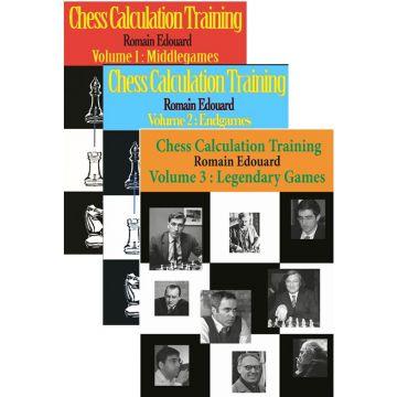 Chess Calculation Training 1, 2 & 3