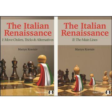 The Italian Renaissance 1+ 2 (Hardcover)
