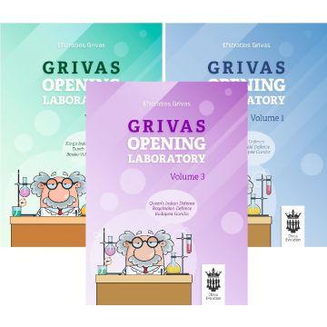 Grivas Opening Laboratory 1-3