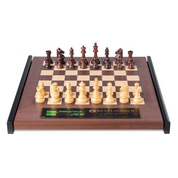 Revelation II + Royal Chess Pieces