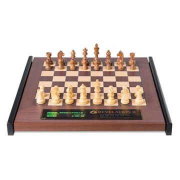 Revelation II + Timeless Chess Pieces