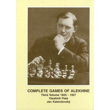 Complete Games of Alekhine, Vol. 3