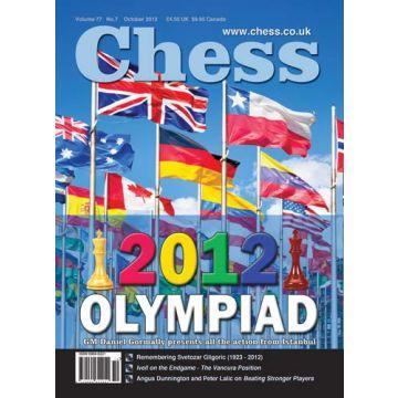 Chess Magazine - October 2012