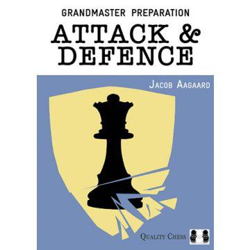 Grandmaster Preparation - Attack & Defence (Hardcover)