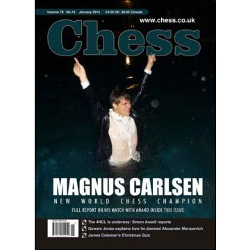 Chess Magazine - January 2014