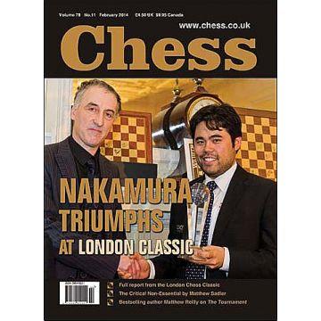 Chess Magazine - February 2014