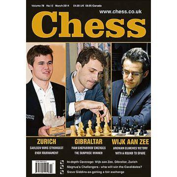 Chess Magazine - March 2014