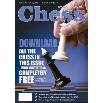 Chess Magazine - April 2014