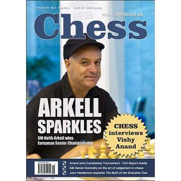 Chess Magazine - May 2014