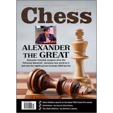 Chess Magazine - December 2014