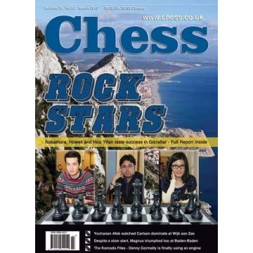 Chess Magazine - March 2015