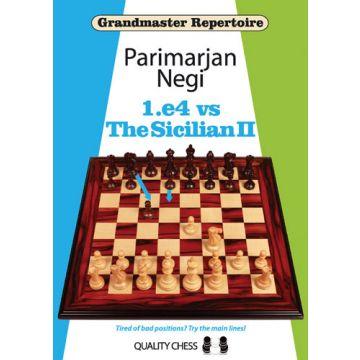 GM Repertoire 1.e4 vs The Sicilian II