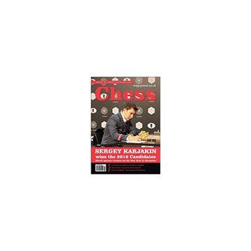 Chess Magazine - May 2016